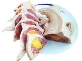 Chả patê trứng muối con cá Năm Thụy 500gr